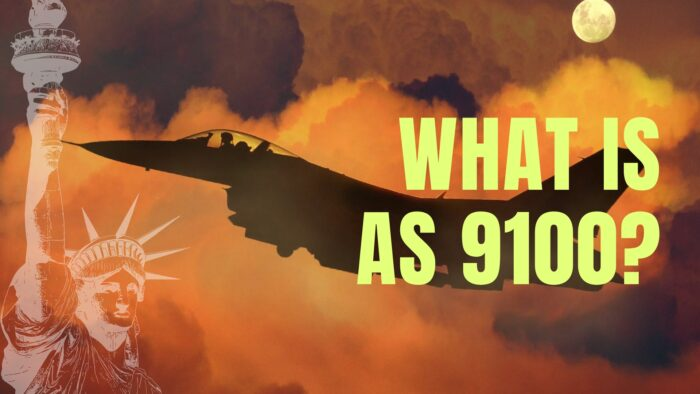 What is AS 9100